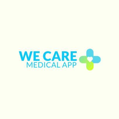Logo Generator for a Medical App 3211b