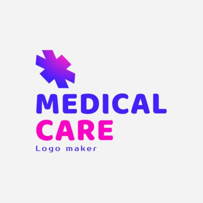 Logo Maker for a Medical App 3212d