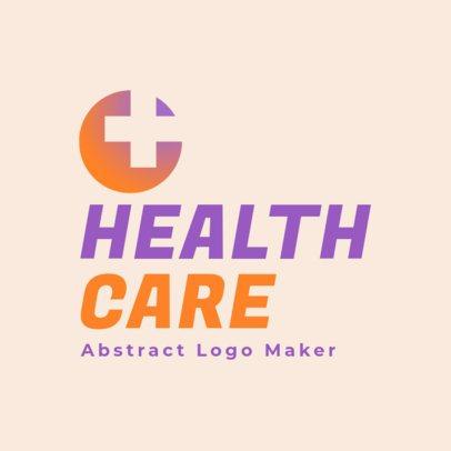 Health Care Logo Maker Featuring a Simple Design 3212e