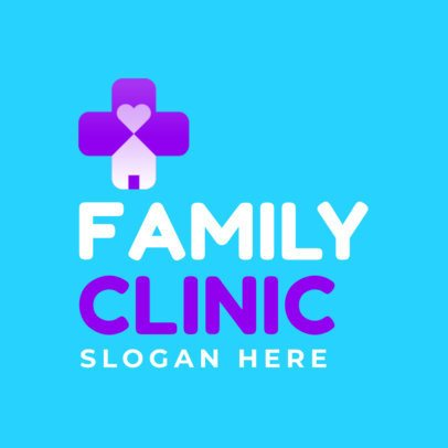Logo Generator for a Family Clinic 3212f