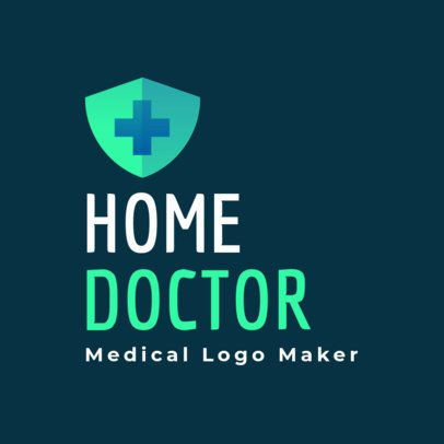 Logo Maker for a Home Doctor 3212g
