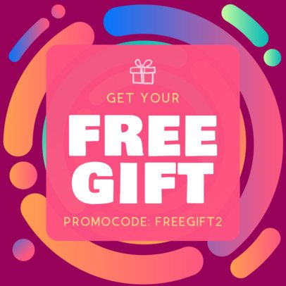 Vivid Coupon Maker for a Gift Promo Code 1031d