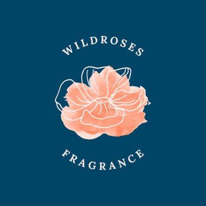 Delicate Logo Maker for a Fragrance Brand 1352c-el1