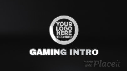Gaming Video Intros