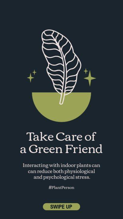 Instagram Story Maker for Plant People 1457c-el1