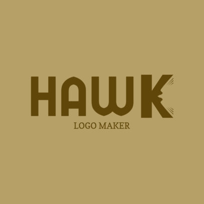 Elegant Typographic Logo Maker with a Graphic-Including Letter