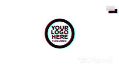 Intro Maker for a Logo Reveal with a Dynamic Text Animation 189-el1