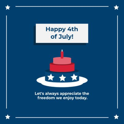 4th of July Mockups and Templates