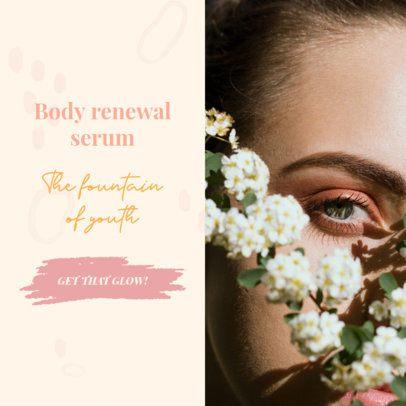 Ad Banner Maker for a Skin Care Multi-Level Marketing Campaign 2903c