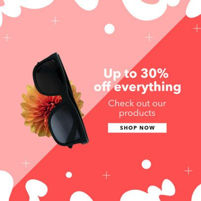 Ad Banner Creator with a Cool Vibrant Aesthetic for Dropshipping Promos 2938