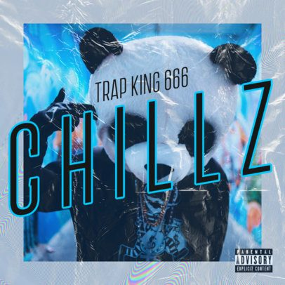 Album Cover Maker for Trap Music Artists 2983a