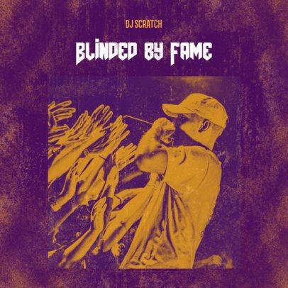 Album Cover Generator for an Underground Rapper 2984g