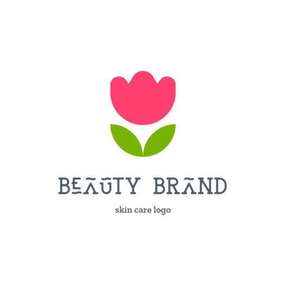 Beauty Brand Logo Maker for Dropshipping Products 3727c