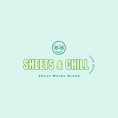 Logo Maker for a Korean Sheet Masks Dropshipper 3725e