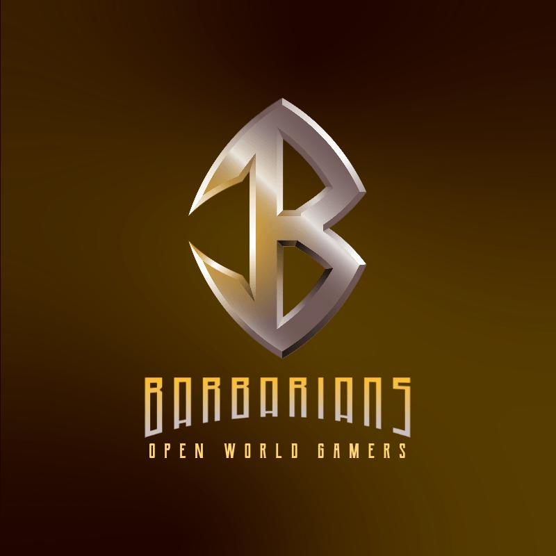 Esports Team Logo Creator with an Epic Letter Emblem 3750m