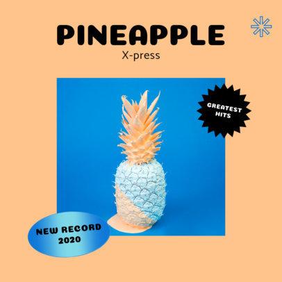 Album Cover Generator for a Pop Artist's Greatest Hits Compilation 3076e-el1
