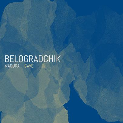 Album Cover Design Generator for Ambient Musicians 3062h
