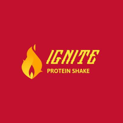 Logo Creator for a Multi-Level Company's Protein Shake 3831h