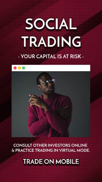 Instagram Story Maker for Online Trading Consulting 3168d