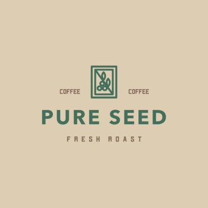 Coffee Brand Logo Generator for Multi-Level Marketing Companies 3852l