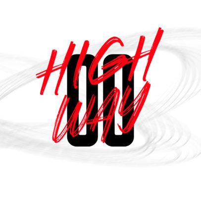 Vibrant Logo Generator for House Music DJs 3854c