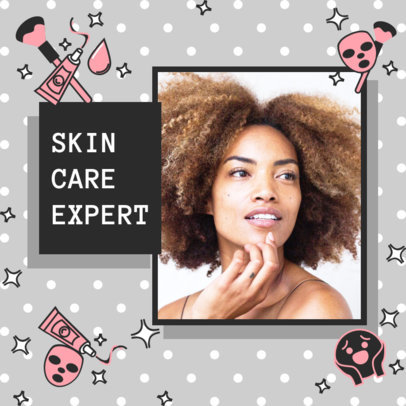 Instagram Post Generator for Expert Skincare Tips 3171d