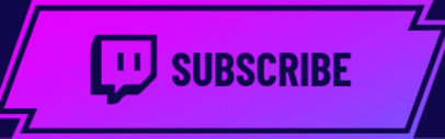Twitch Panel Creator with a Subscribe Text 3195b
