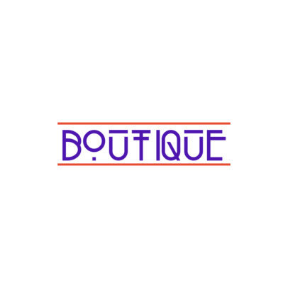 Minimalist Logo Maker for a Modern Boutique 3866f