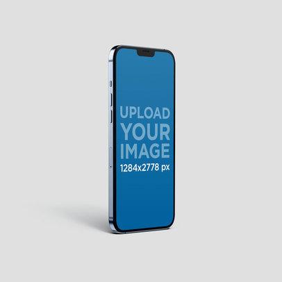 Mockup of an iPhone 12 Pro Max 5012-el1