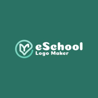 Logo Generator for a Virtual School 3979a