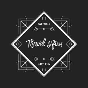 Badge Logo Maker - Diamond Shape