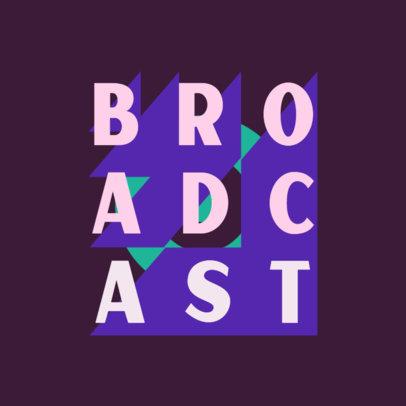 Clothing Brand Logo Creator Featuring Modern Typography 3987c