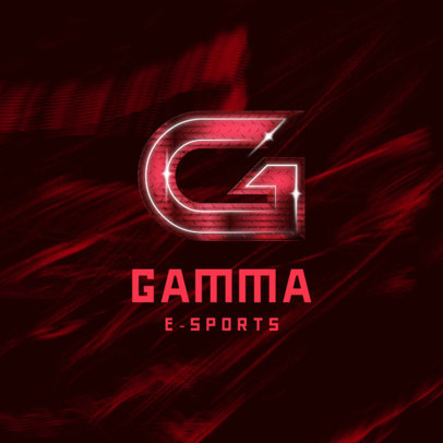 Monogram Logo Creator for a Gaming Team 4013E