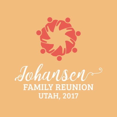 Family Reunion T-Shirts Generator a45