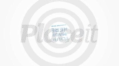 Logo Animation - White Background Spinning Logo a17086b