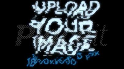 Logo Animation - Glitched Logo a17076