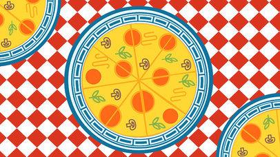 Animation Maker for Pizza Restaurants a90