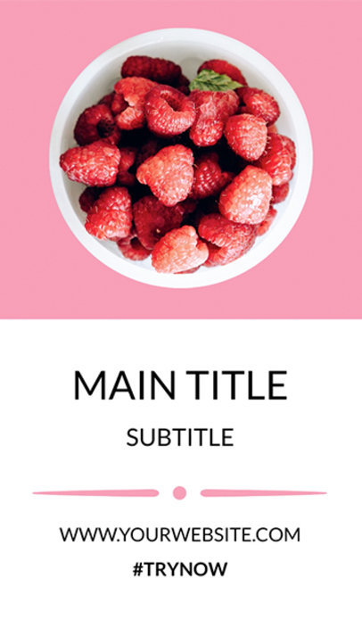 Text Animation Maker for Restaurants or Food Bloggers 242